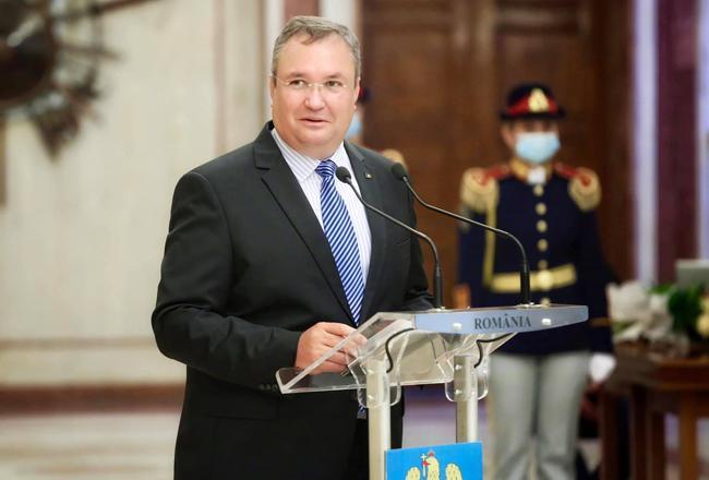 Ministrul Nicolae-Ionel Ciucă