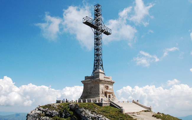 Crucea Eroilor Caraiman