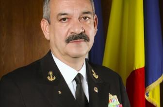 Viceamiralul Alexandru Mîrșu trece în rezervă