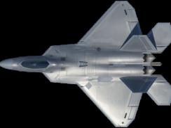 Un supersonic F-22 Raptor s-a prăbuşit în Florida