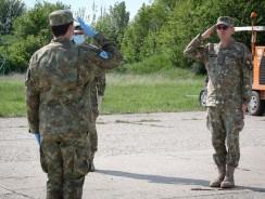 Comandant nou la Comandamentului Multinațional de Divizie Sud-Est