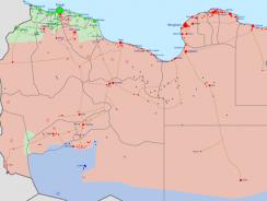 Rusia îşi duce avioanele de vânătoare în Libia
