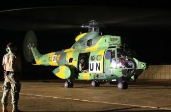 Misiune de evacuare medicală aeriană în Mali