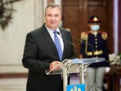 Mesajul ministrului Nicolae-Ionel Ciucă de Ziua Drapelului Naţional
