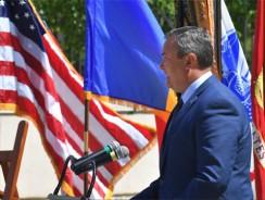 """Nicolae Ciucă: """"Nicicând în istorie România nu a avut un aliat militar mai puternic şi mai important decât SUA."""""""